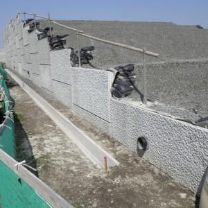 道路改築工事(有明志布志道路24-16工区)