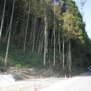 井俣茶ノ木線道路改良工事(26-2)