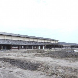 大隅陸上トレーニング拠点施設(建築2工区)