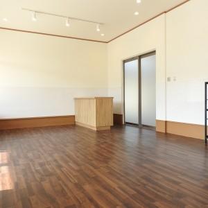 浜田花屋改修工事