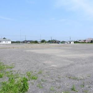 旧菱田中学校施設解体撤去工事