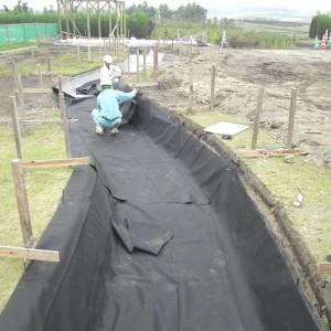 日本ハードウエア―㈱鹿児島工場外構工事