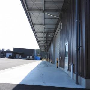 株式会社都食品 貯蔵倉庫施設