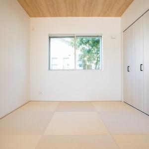 自然素材の健康住宅