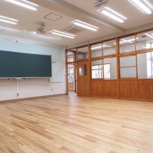中沖小学校施設大規模改造工事